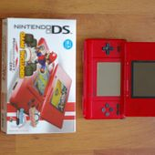 Nintendo DS Hotrod Red