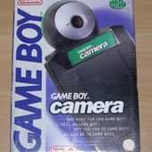 Game Boy Camera (boite de face)