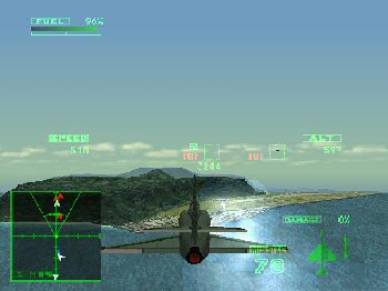 PlayStation: Ace Combat 2