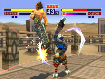 PlayStation: Bloody Roar