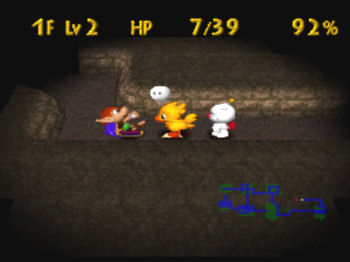 PlayStation: Chocobo's Dungeon 2