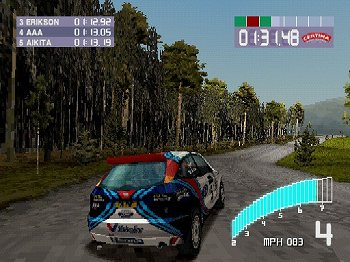 PlayStation: Colin McRae Rally 2.0