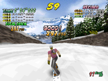 PlayStation: Cool Boarders 2