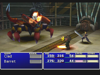 PlayStation: Final Fantasy VII
