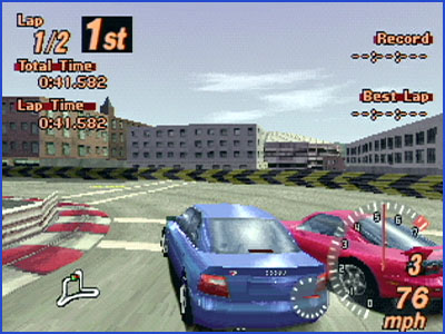 PlayStation: Gran Turismo 2
