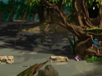"""Résultat de recherche d'images pour """"heart of darkness playstation"""""""